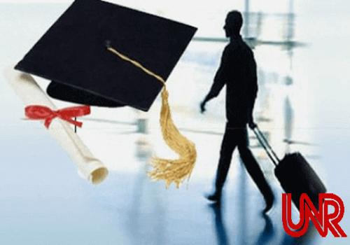 افزایش دانشجویان بورسیه در ایران و ژاپن