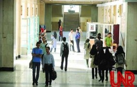 خروج دانشجویان مشمول از کشور طبق قوانین سازمان نظام وظیفه است