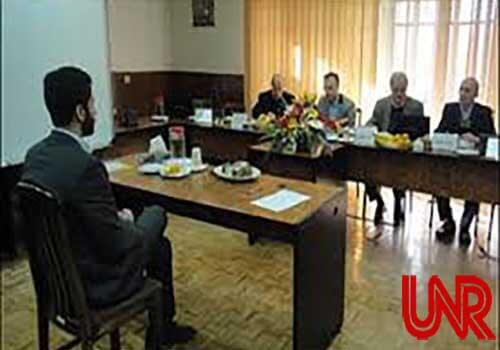 مصاحبه دوره دکتری دانشگاه آزاد اسلامی آغاز شد